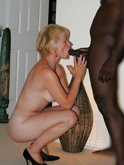 Mums and big black cock