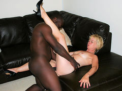 White Slut Interracial Porn